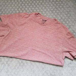 Mossimo Red t-shirt sz M